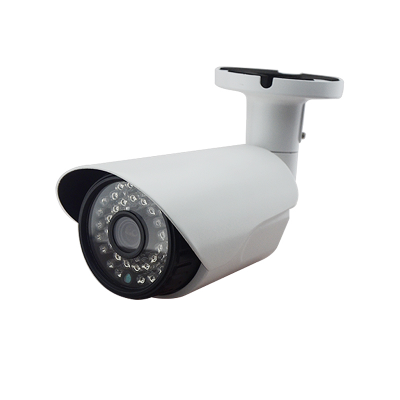 ФОТО Audio POE HD 1MP 720P New Network IP Camera CCTV Security Waterproof 36IR lights P2P