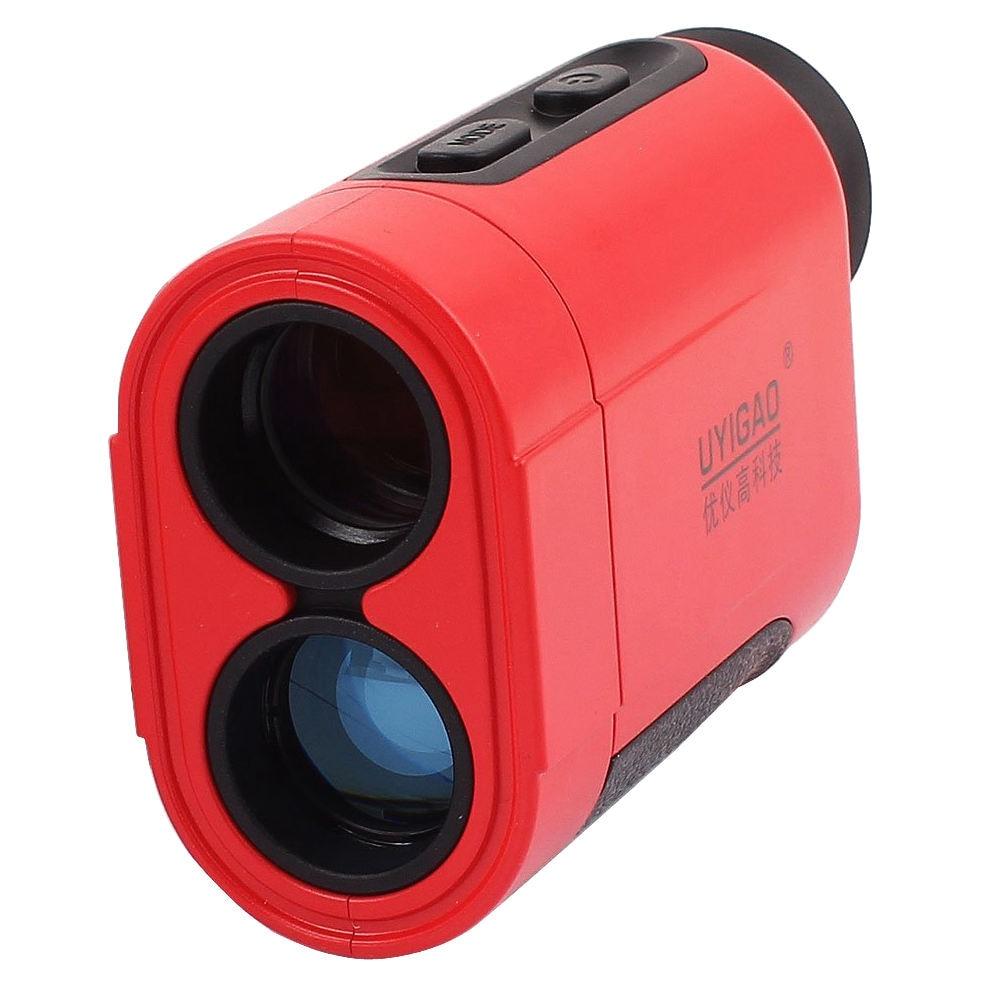 THGS UYIGAO Monocular Laser Rangefinder Handheld Telescope 5 X 600M free delivery children with monocular space telescope 600 50mm