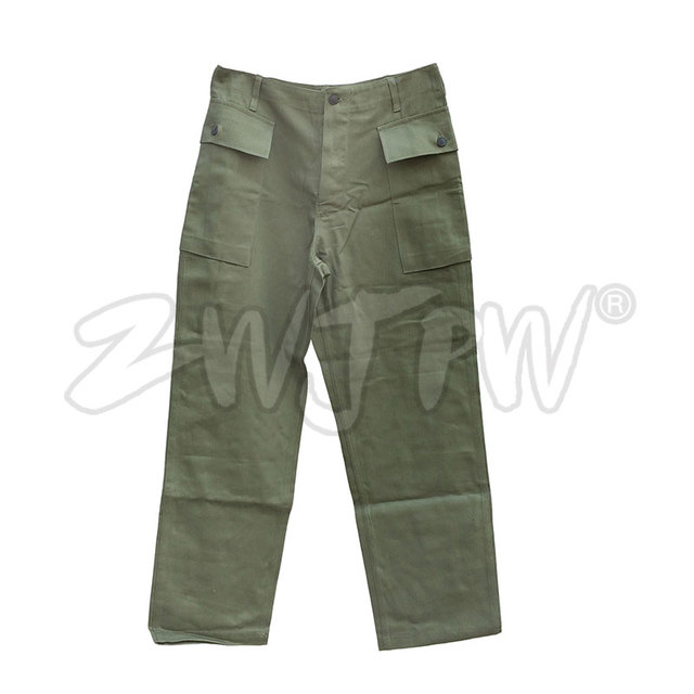 Wwii США hbt verde uniforme camicia giacca e pantaloni армейский