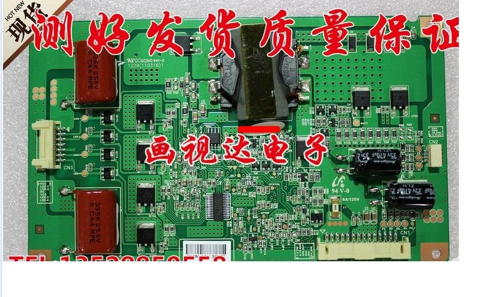 led40k16x3d step-up board connect with HIGH VOLTAGE BACKLIGHT SSL400_3E2A SSL400_3E1K  lta400hl10 / T-CON connect board
