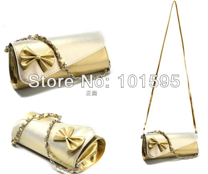2017 Evening Bags Golden Color Most Fashion Stylish Fashionable Bag Lady S Handbag In From Luggage On