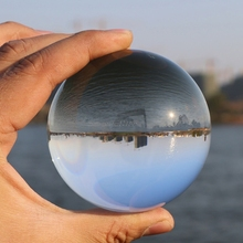 Stage Prop Clear Contact Juggling Ball Magic Tricks for Magicians 70mm 2 76 JUN12