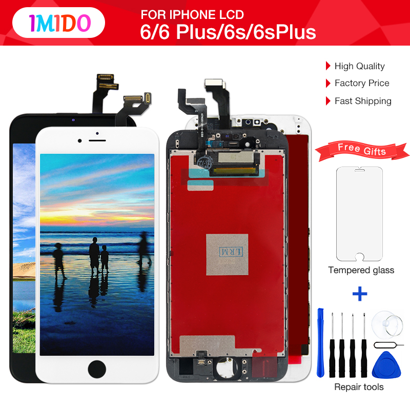 best lcd screen iphone 6s black list and get free shipping