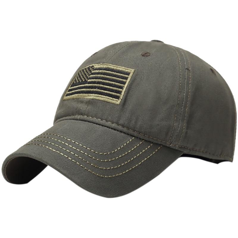 Su comercio tiene que asegurarse sobre que antes de sobornar un Deportes al  aire libre ciclismo running sombreros bandera sombrero bordado línea azul  fina ... 95f5d3befc0