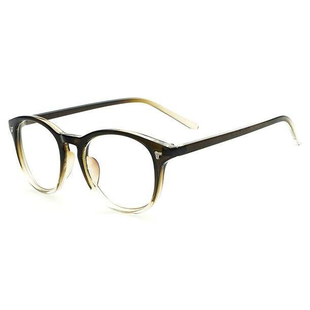 ceff224a33 Japon Vintage hombres/mujeres redondo prescripción gafas montura Johnny  Depp marca miopía gafas marco óptico Armacao De Oculos en De los hombres  gafas de ...
