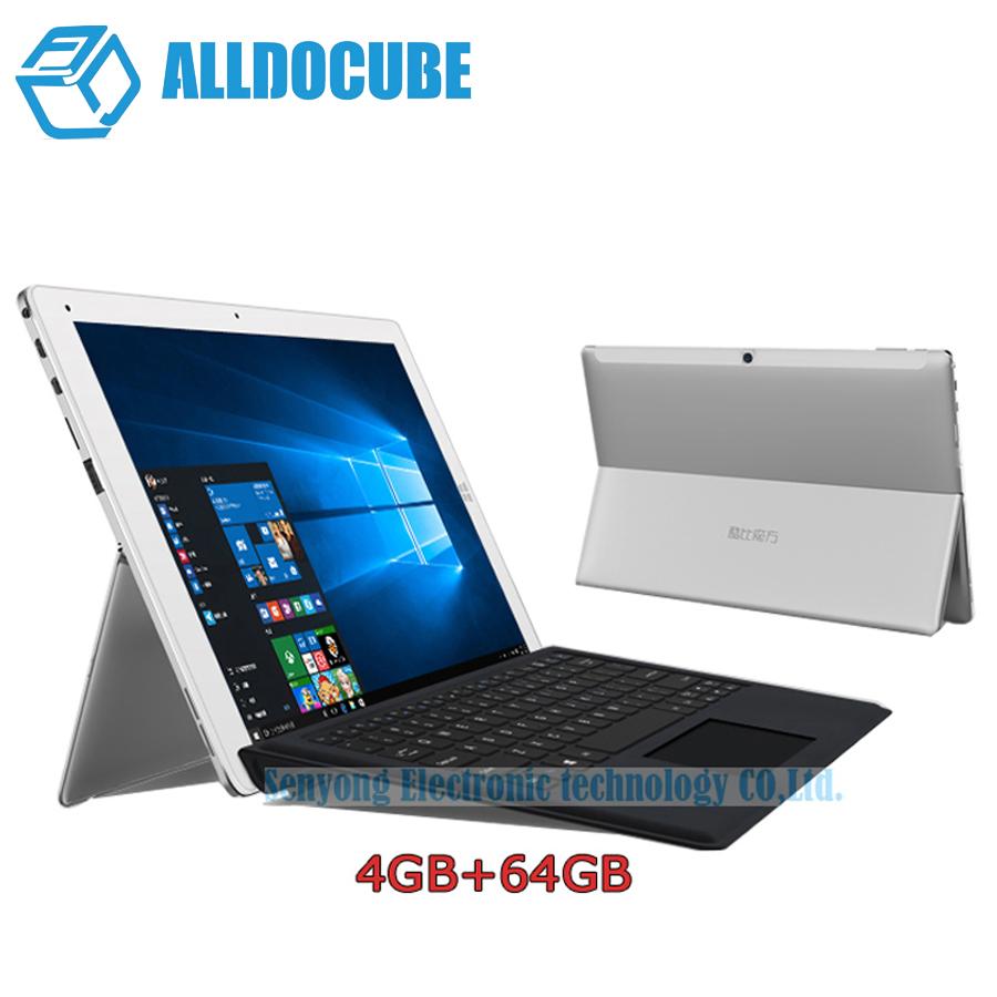 Prix pour Nouvelle arrivée 12.2 ''ips cube iwork12 windows 10 home + android 5.1 double os tablet pc 1920x1200 intel atom x5-z8300 quad core HDMI