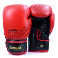 10oz Sparring Twins Boxing Gloves Kangrui Brand Pu Kick Fighting Sandbag Fitness Sports Boxing Gloves For