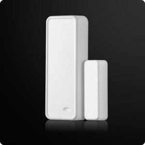 Image 5 - G90B WiFi 2.4G GSM GPRS SMS Wireless Home Security Sistema de Alarme IOS Android APP Controle Remoto Detector de Sensor