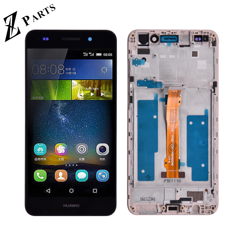 5.5'' For Huawei 5A Y6II Y6 II CAM-L23 CAM-L03 CAM-L21 CAM-AL00 CAM-TL00 LCD Display Touch Screen Digitizer Assembly With Frame