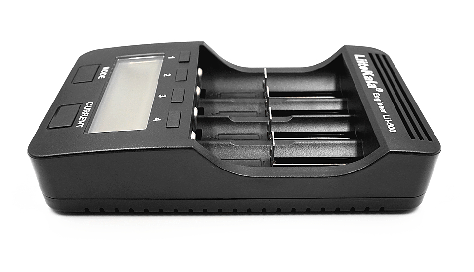 LiitoKala Lii500 18650 Battery Charger  (15)