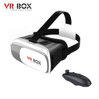 VR BUCINUM VR BOX 2 0 3D VR Glasses Virtual Reality Headset For 3 5 6