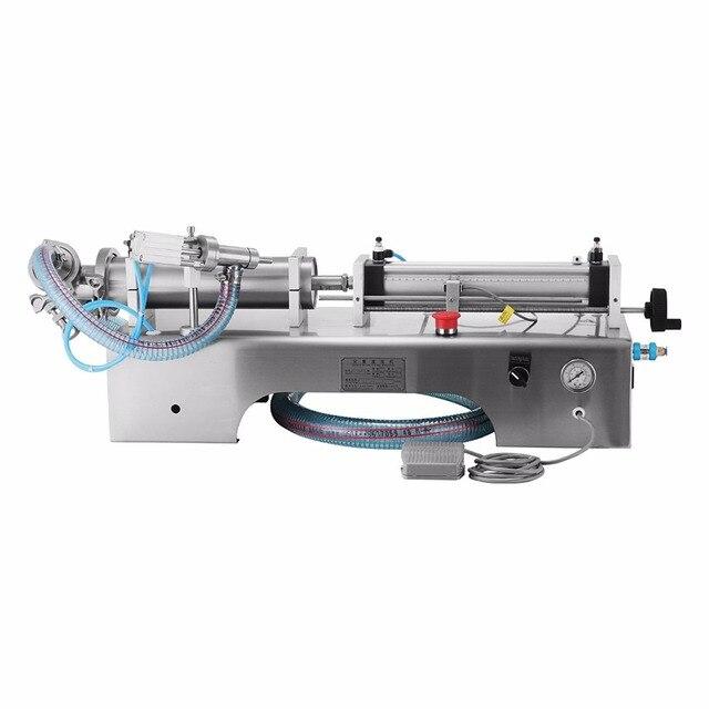Wholesale Semi automatic Single Head pneumatic Electric shampoo liquid filling machine for bottle,Stainless steel liquid filler
