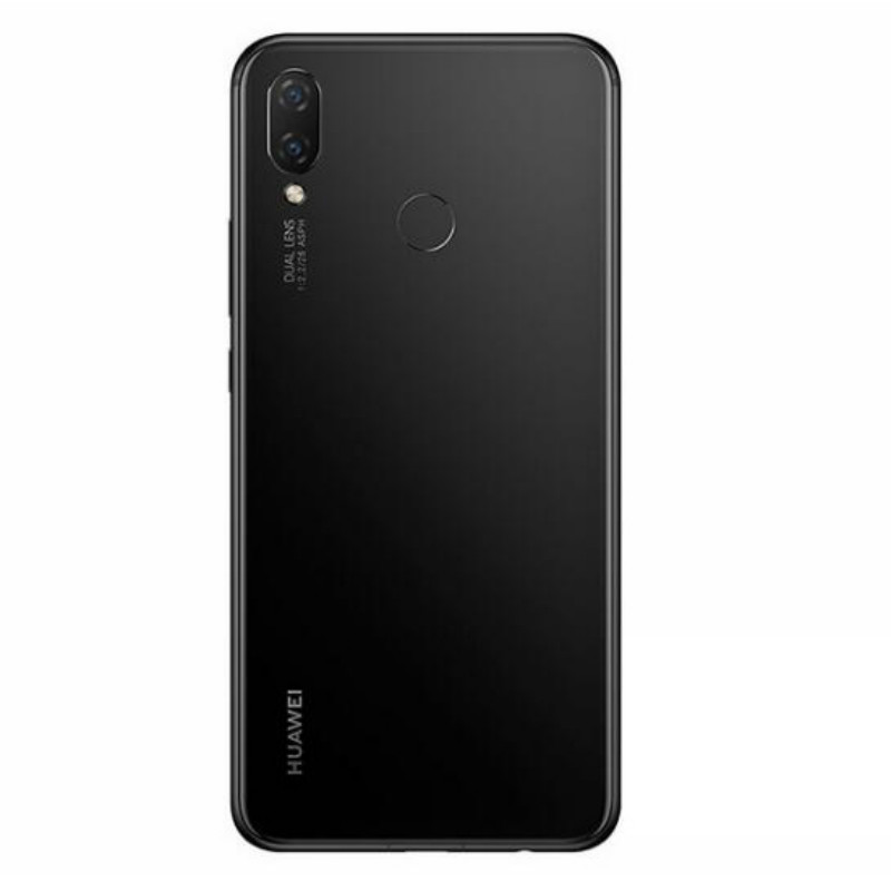 Huawei Original Battery Glass Back Cover Door For Huawei NOVA 3i Door Rear Housing Back Cover Protective Phone Cases in Phone Bumpers from Cellphones Telecommunications