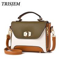 Women Handbags Fashion Women Messenger   Bags   Flap Crossbody   Bag   Hasp Cute Shoulder Bolsa High Quality Small Handbags