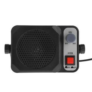 OOTDTY New Heavy Duty TS-650 Mini External Speaker For YAESU ICOM KENWOOD CB Radio 3.5MM High Quality