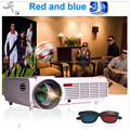 LED96WIFI Android Projectors LED Projector Full HD1080P 5500 Lumens HD1280x800 USB/SD/VGA/HDMI/AV/Micro USB/ATV Projetor