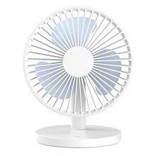 Мини Usb Настольный вентилятор портативный ультра-тихий домашний офис Abs электрические вентиляторы бесшумный Настольный вентилятор