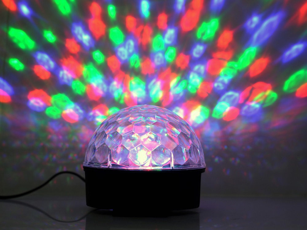 Rotating Led Disco Light