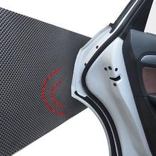 EAFC бампер для двери автомобиля, защита кузова от царапин, самоклеющийся парковочный протектор для гаражной стены, угловой Поролоновый стикер 200*20 см