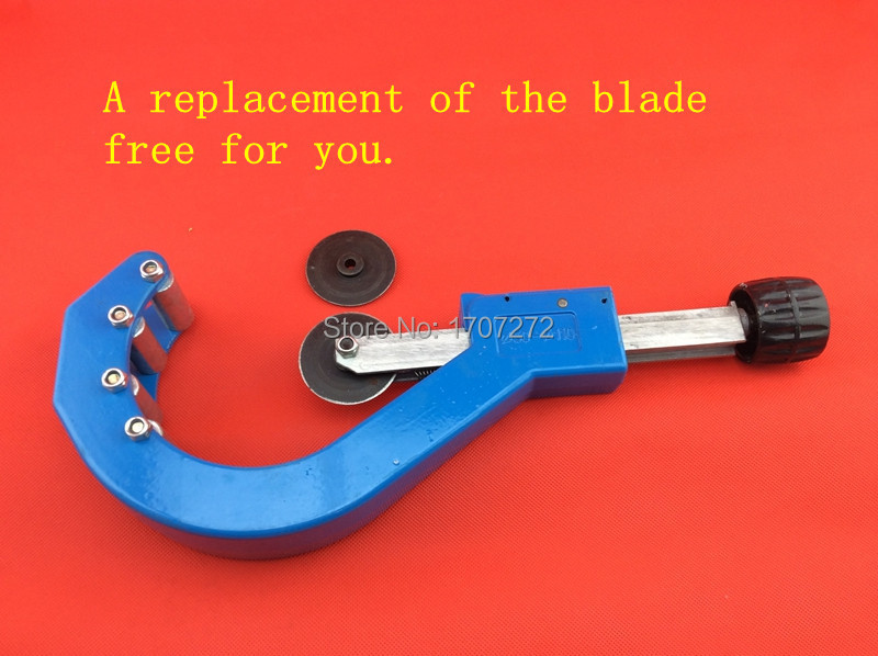 купить free shipping DN 50-110mm PVC pipe cutters, trunking dual-purpose scissors, also for PPR pipe, composite pipe, a blade as gift недорого