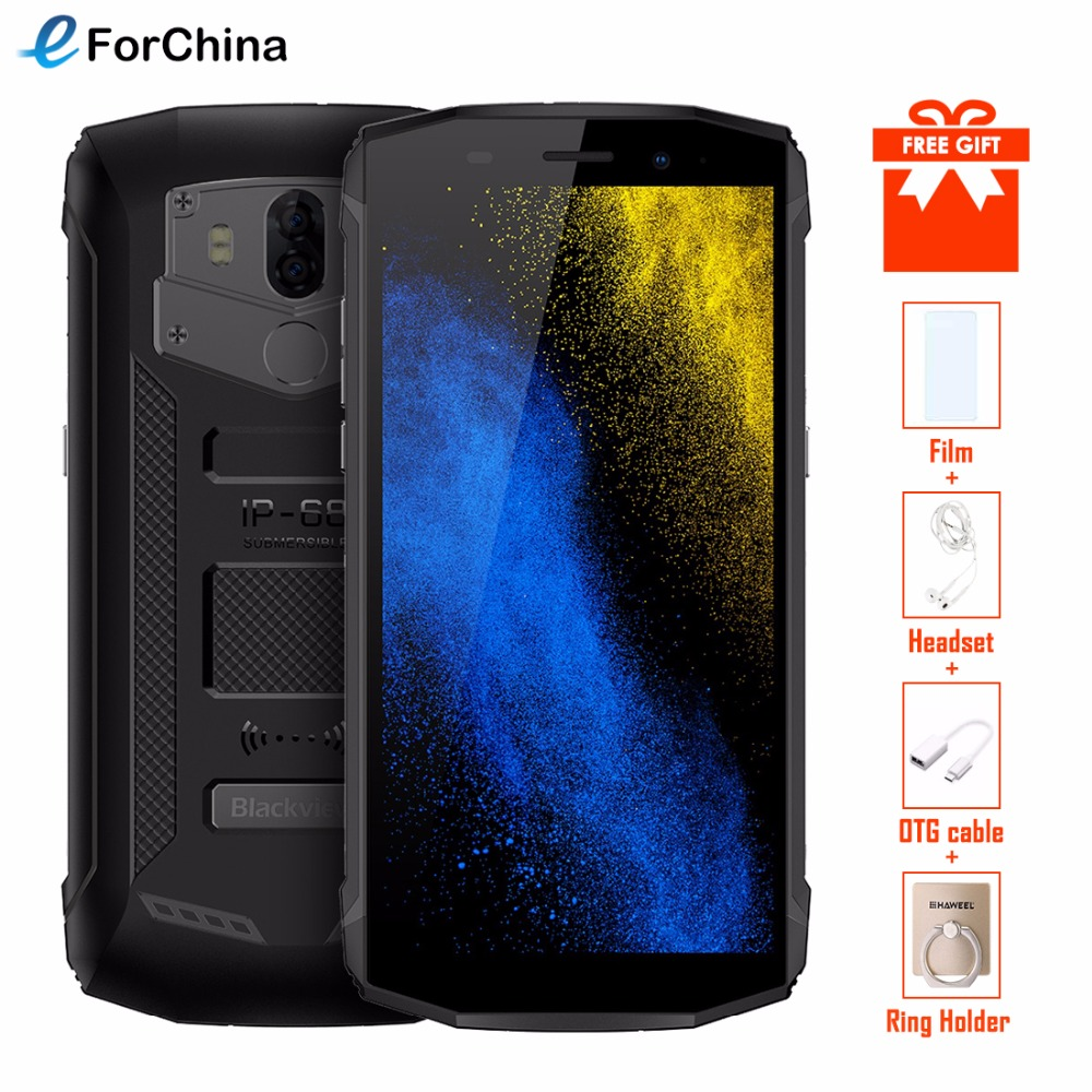 Blackview BV5800 Pro Smartphone IP68 Waterproof 5 5 18 9 HD Android 8 1 Mobile Phone