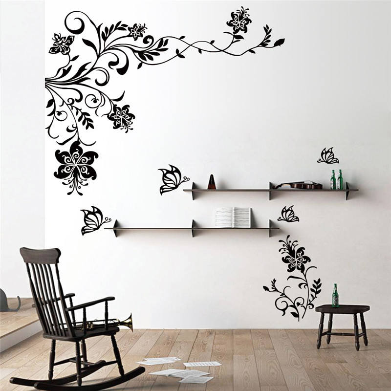 Home Decor Decals New Large Always Kiss Me Goodnight
