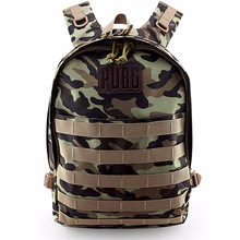 Game Playerunknowns PUBG Accessories Cosplay Jedi Level 3 Backpack Wash Camouflage Oxford Cloth