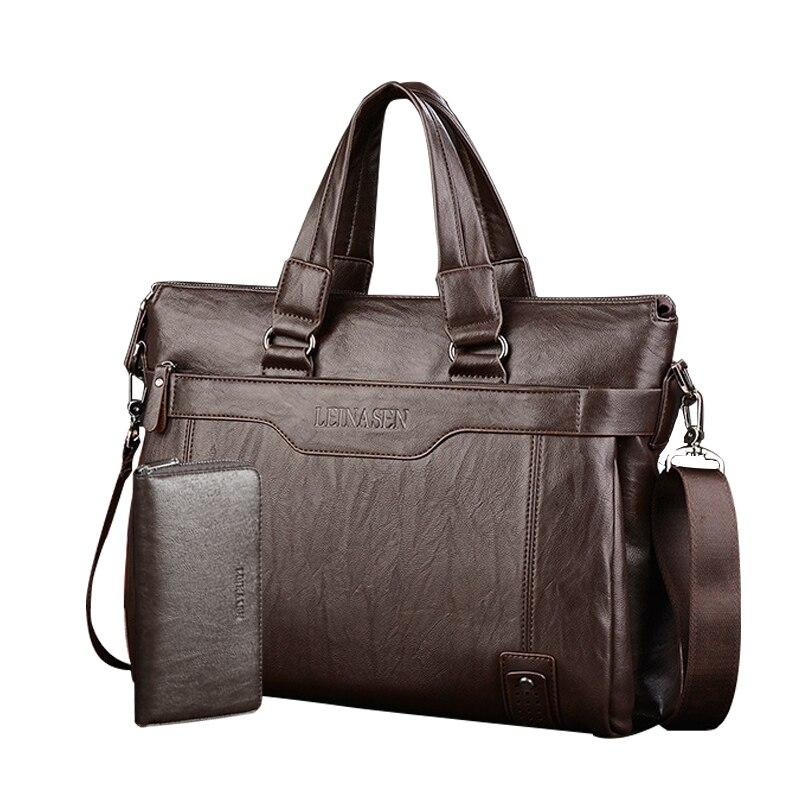 Деловой портфель, Диагональная Сумка, мужская сумка с буквенным принтом, сумка для компьютера, портфель, мужская сумка на плечо