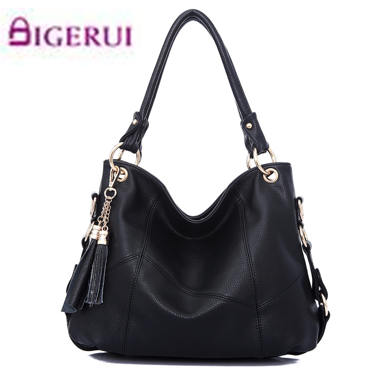 Women Handbag Genuine Leather Bucket Casual Bag Ladies Luxury Shoulder Bags Female Eight Candy Colour Messenger Bag A48