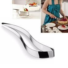 Stainless Steel Pie Slicer Cake Cutter Cookie Fondant Dessert Cut Tool Knife Mold Portable For Kitchen