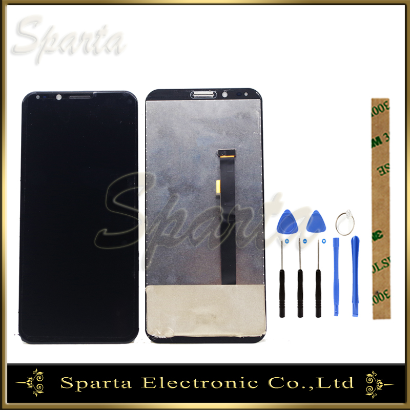 For LEAGOO S8 Pro MTK6757 LCD Display Screen Assembly With Touch Screen Assembly