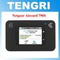 Разблокирована Netgear Aircard 790 s (AC790S) 300 Мбит/С 4 Г Mobile Hotspot wi-fi Маршрутизатор (4 Г в азии, Африки, Америки, Европы)