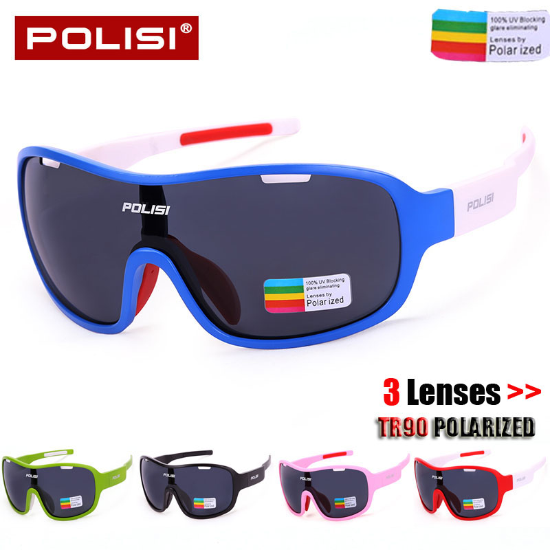 Zillerate TR90 Mens Womens Polarised Sports Sunglasses UV 400 Lenses