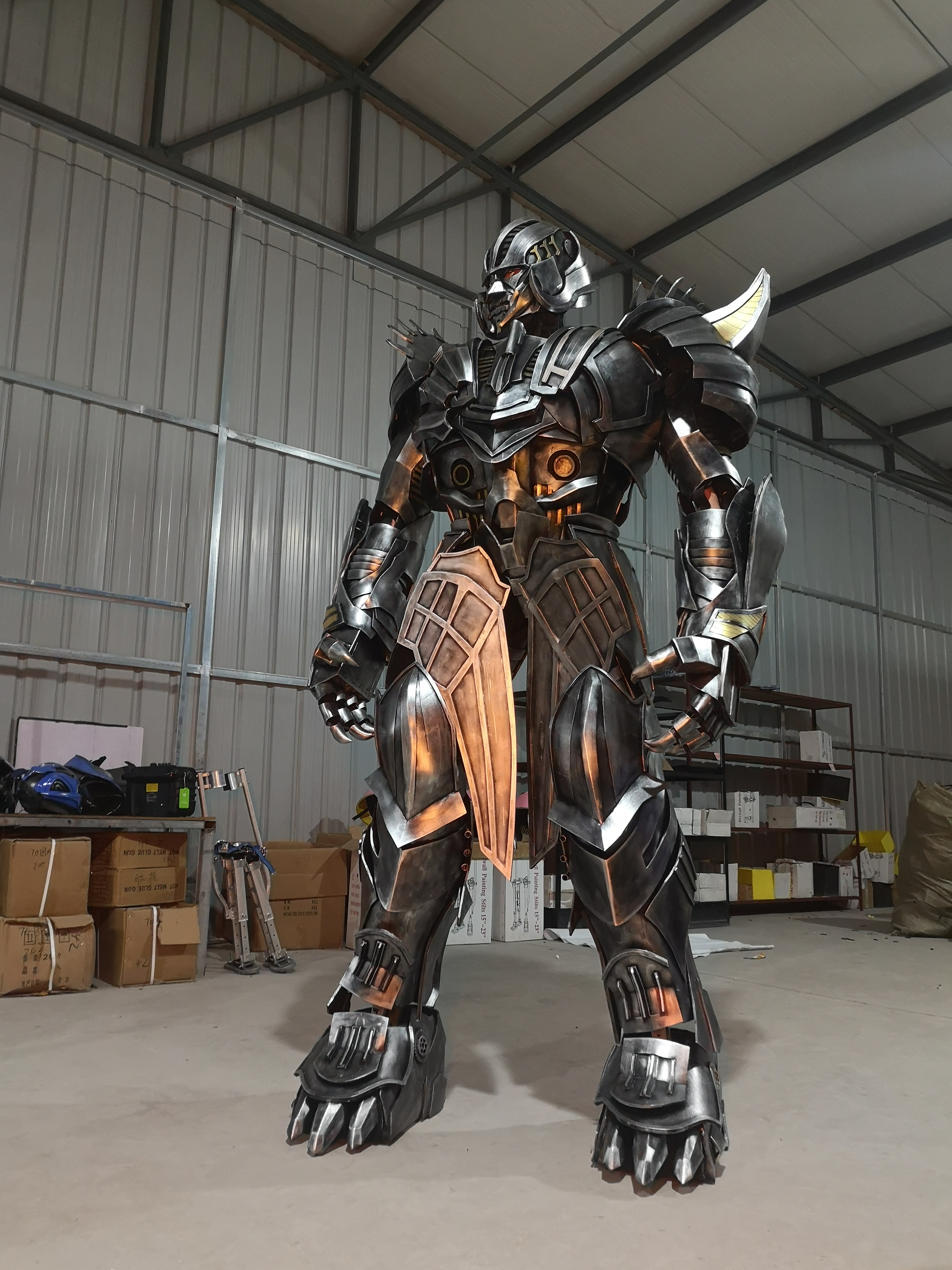 Transformers Megatron Cosplay Costume  Screen Detailed Wearable Cosplay Suit