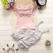 Toddler Baby Girl Cotton Clothing Set