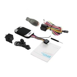 Image 4 - Quad band Gsm Tracker Motorcycle Car Gps Vehicle tracker coban GPS303G   GPS tk303g dual positioning, Realtime Online Google Ma