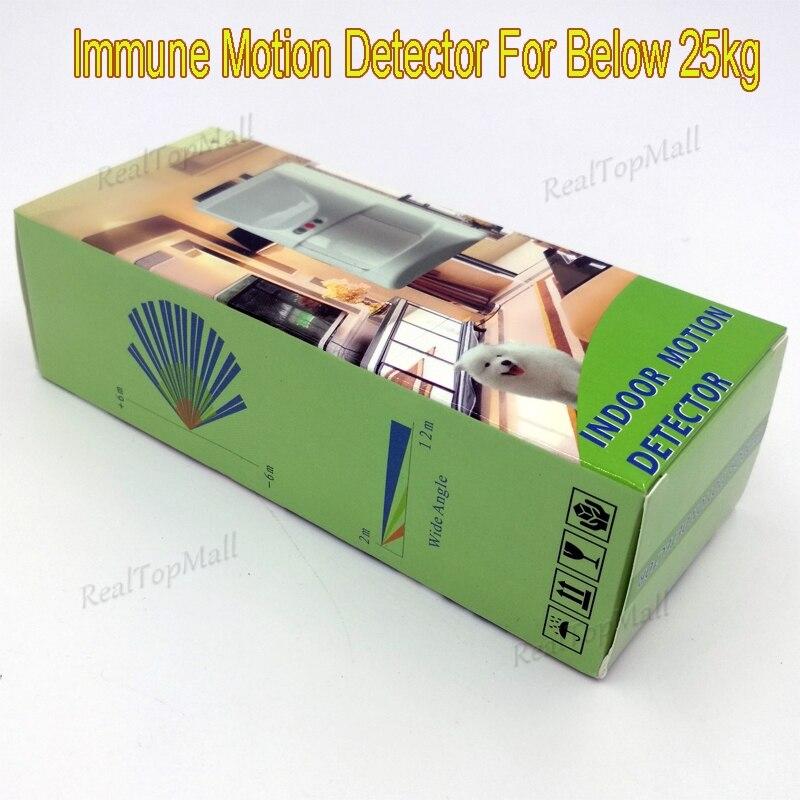 Güvenlik ve Koruma'ten Sensör ve Dedektör'de Kablosuz 433 Mhz Pet Bağışıklık Hareket PIR detektörü Için Güvenlik Ev GSM Alarm Sistemi Güvenlik anti pet bağışıklık title=