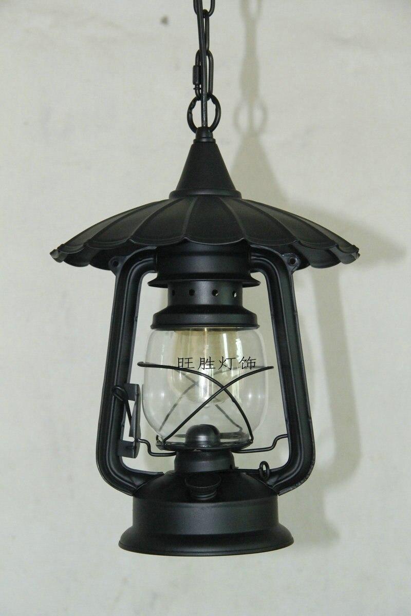 livre lâmpada querosene lâmpada bronze restaurante