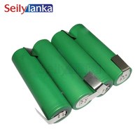 2000mAh for Black Decker 14.4V 18650 Li ion lithium tool battery pack A1114L A1114L XJ HP146F4LK for self installation