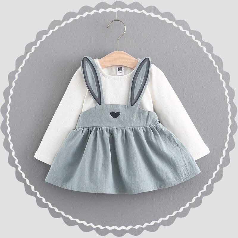 b931d265b3b3 Buy Baby Dress Girls 0 3 Years Old 2017 New Autumn Fashion Style ...