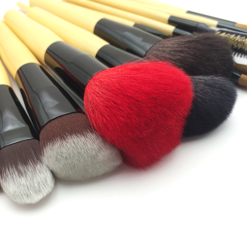 Кәсіби 22 дана макияж қылқалам - Макияж - фото 5