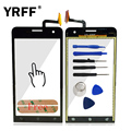 5.0 дюймов Мобильный Объектива Датчик Для Asus ZenFone 5 A500CG A501CG A500KL Сенсорный Экран Стекла Digitizer Панель Flex Кабель клей