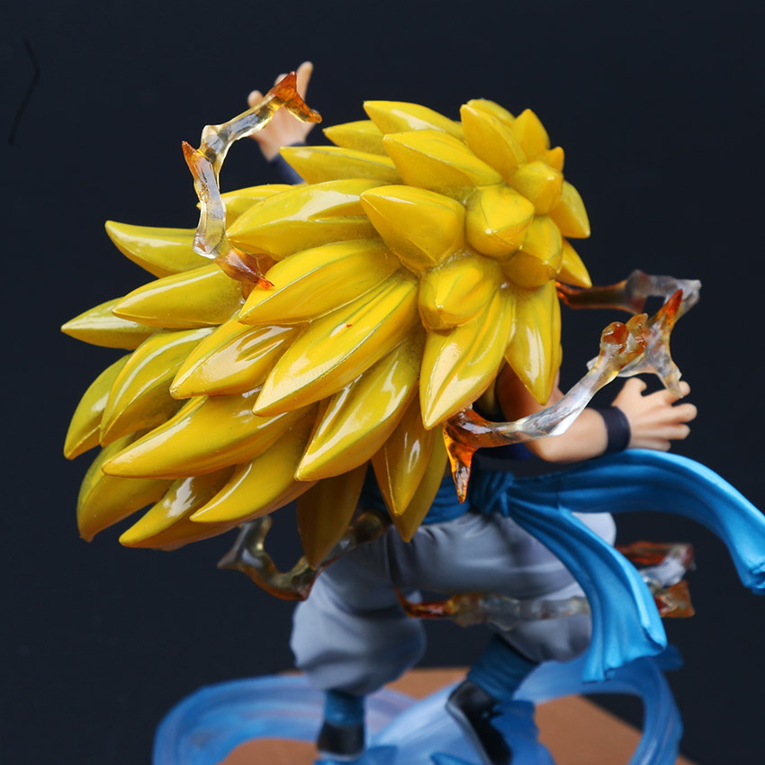 Image 5 - Majin Buu Goku Gotenks PVC Action Figures Tamashii Nations Figurine Super Saiyan Collection Model Dragon Ball Z  Toy-in Action & Toy Figures from Toys & Hobbies