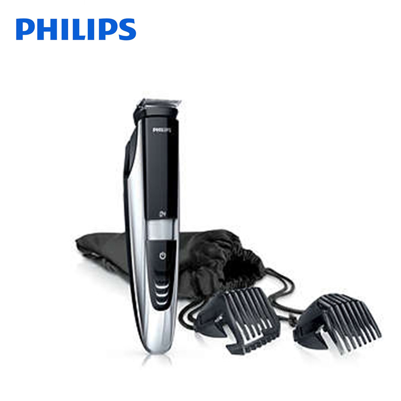 100% Original Philips Electirc Shaver BT9290/32 Rechargeable With Laser Guidance Double-sided Trimmed For Men's Electric Razor philips brl130 satinshave advanced wet and dry electric shaver
