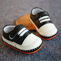 New 2016 Spring Kids Shoes Soft High Quality Genuine Leather Baby Boy First Walker  Baby Shoes #2977