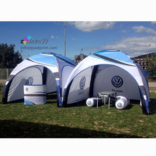 Outdoor dye-sublimatuion printed Advertising inflatable air Event marquee Tent Exhibition Gazebo, Beach Flag, Banner