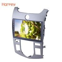 Harfey 9 Android 6,0/7,1/8,1 радио автомобиль 2008 2009 2010 2011 2012 KIA Forte в gps мультимедийный плеер сенсорный экран автомагнитолы