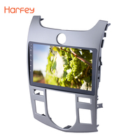 Harfey 9Android 6.0/7.1/8.1 Car Radio For 2008 2009 2010 2011 2012 KIA Forte AT GPS Multimedia Player Touchscreen Head Unit