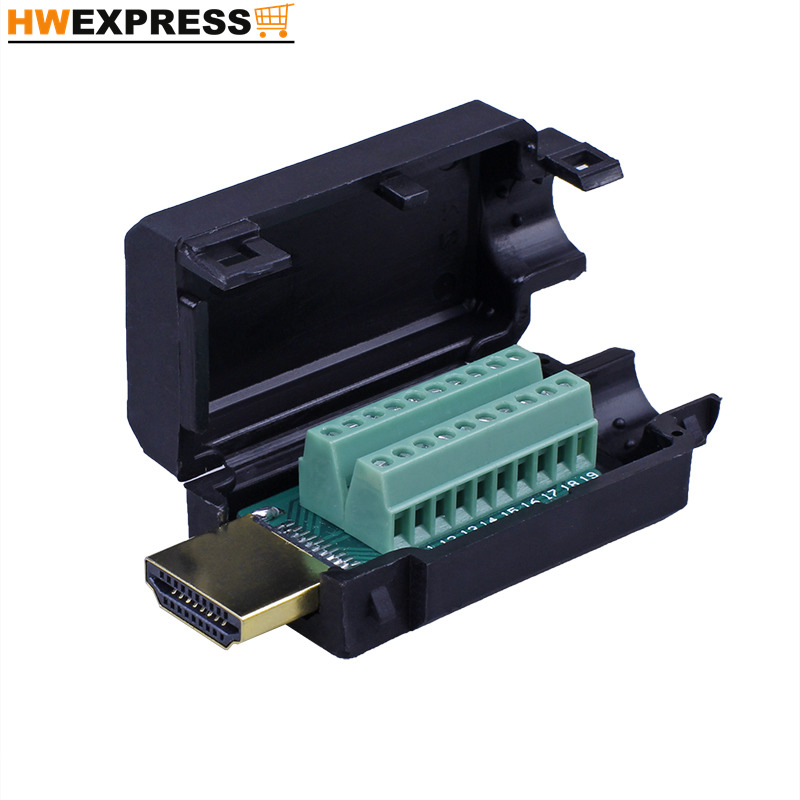 High Clear HDMI Avoid Weld General Head Avoid Welding Modular Plug Connection Box High Clear Line Joint 2.0 Connector scotch weld dp 490 в волгограде