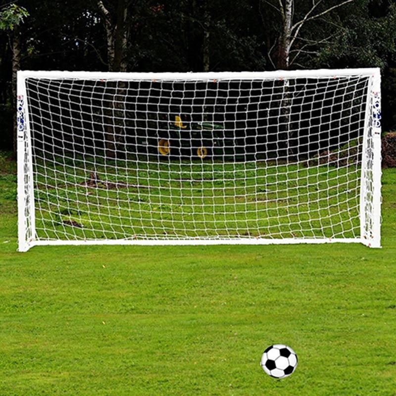 de71aafa2 Portable Football Net 3X2M Soccer Goal Post Net Rusia World Cup 2018 Gift  Football Accessories Outdoor